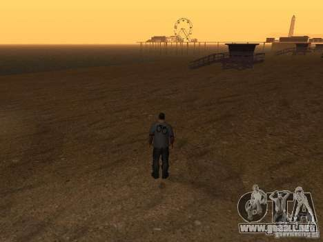 HD Santa Maria Beach para GTA San Andreas quinta pantalla