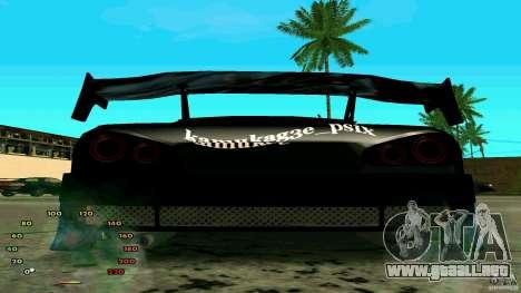 Elegía por fen1x para GTA San Andreas left