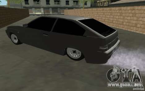 VAZ-2112 Coupe para GTA San Andreas left