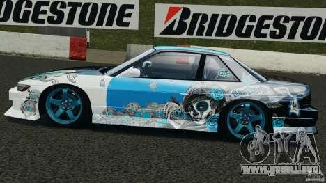 Nissan Silvia S13 Non-Grata [Final] para GTA 4 left