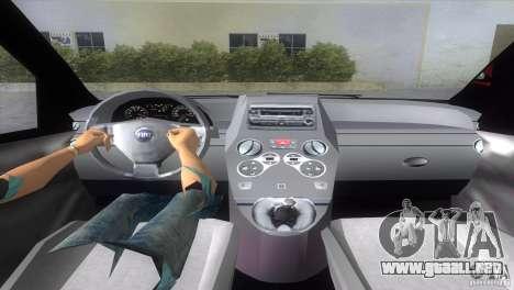 Fiat Panda 2004 para GTA Vice City vista lateral izquierdo