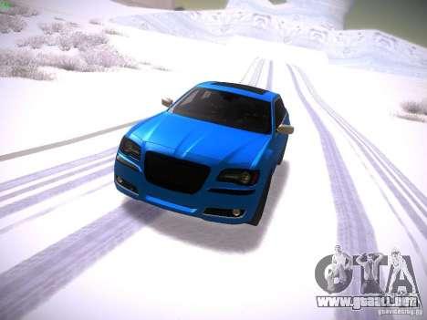 Chrysler 300C SRT8 2011 para GTA San Andreas