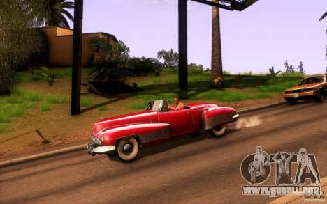 Buick Y-Job 1938 para GTA San Andreas left