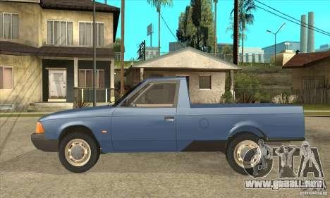 AZLK 2335 para GTA San Andreas left