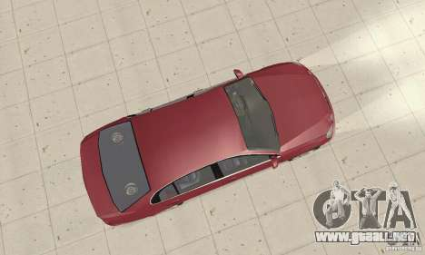 Lexus GS430 1999 para GTA San Andreas vista posterior izquierda