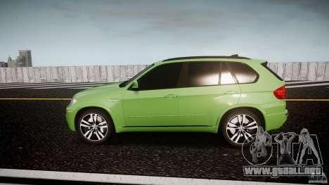 BMW X5 M-Power para GTA 4 left