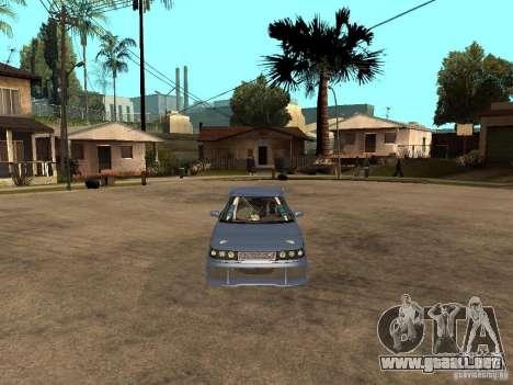 LADA 21103 calle Edition para la visión correcta GTA San Andreas