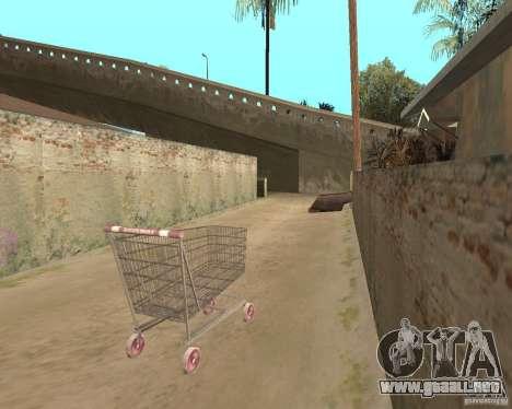 Remapping Ghetto v.1.0 para GTA San Andreas séptima pantalla