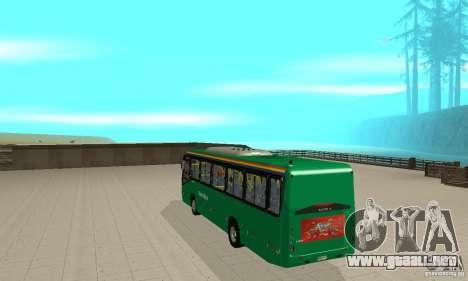 MetroBus of Venezuela para la visión correcta GTA San Andreas