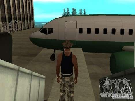 La Villa De La Noche Beta 2 para GTA San Andreas tercera pantalla