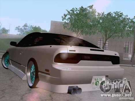 Nissan 240SX V2 para GTA San Andreas left