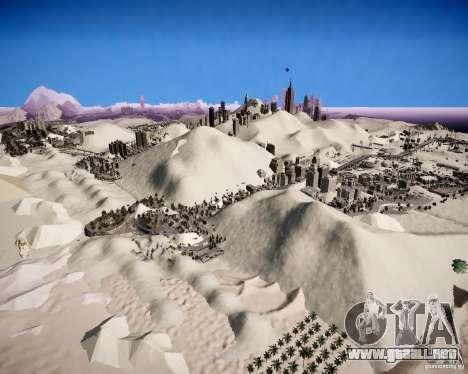 Desert Storm v1.0 para GTA 4 quinta pantalla