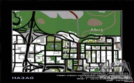 Car Buy para GTA San Andreas quinta pantalla