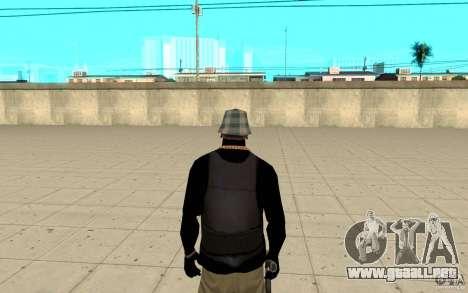 Bronik piel 4 para GTA San Andreas tercera pantalla