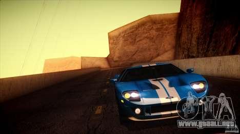 Direct B 2012 v1.1 para GTA San Andreas sexta pantalla