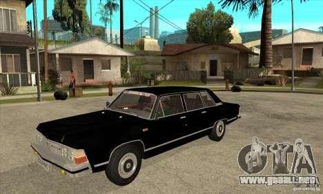 GAZ 14 Chaika para GTA San Andreas