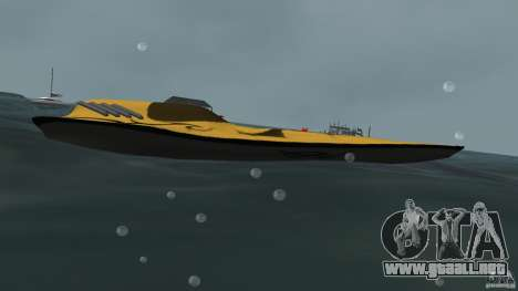X-87 Offshore Racer para GTA Vice City left