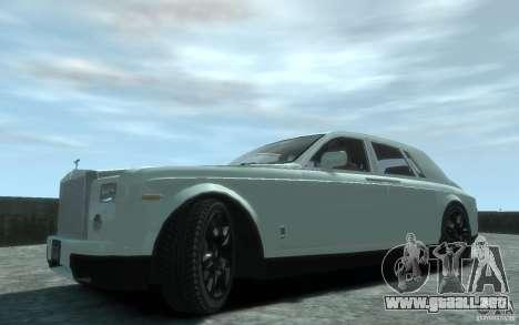 Rolls-Royce Phantom para GTA 4 left