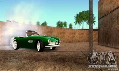BMW 507 para la visión correcta GTA San Andreas