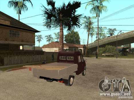 GAS 33023 para la visión correcta GTA San Andreas