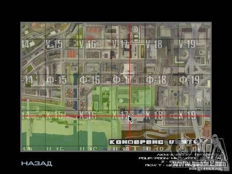 Edificio nuevo en LS para GTA San Andreas sexta pantalla