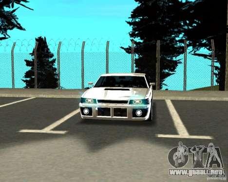 Azik Sultan para visión interna GTA San Andreas