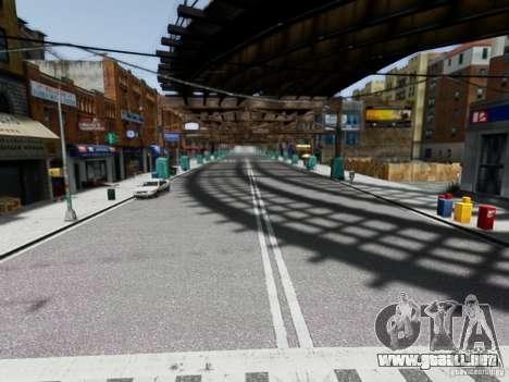 HD Roads 2013 para GTA 4 tercera pantalla