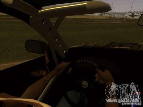 Nissan 240sx Street Drift para la vista superior GTA San Andreas