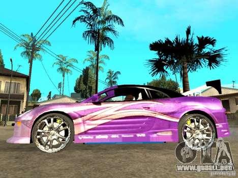Mitsubishi Spider para GTA San Andreas left