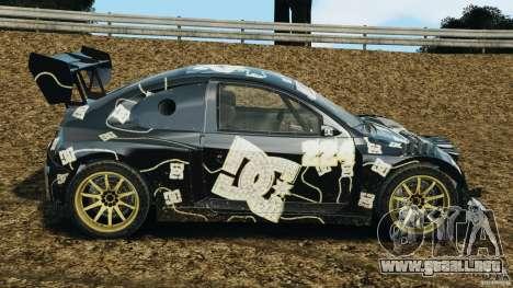 Colin McRae BFGoodrich Rallycross para GTA 4 left