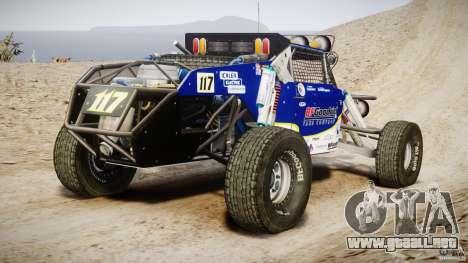 Jimco Buggy para GTA 4 visión correcta