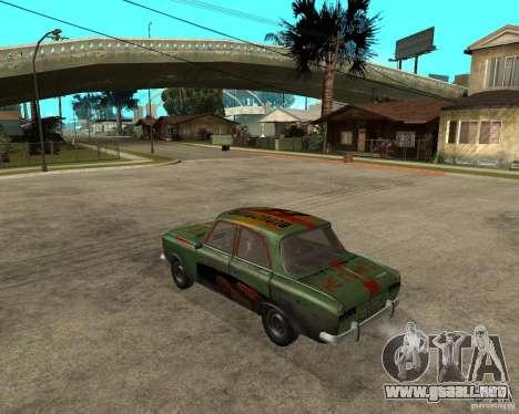 Bloodring Moskvich 412 para GTA San Andreas left