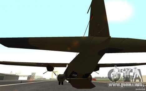 C-160 para la visión correcta GTA San Andreas
