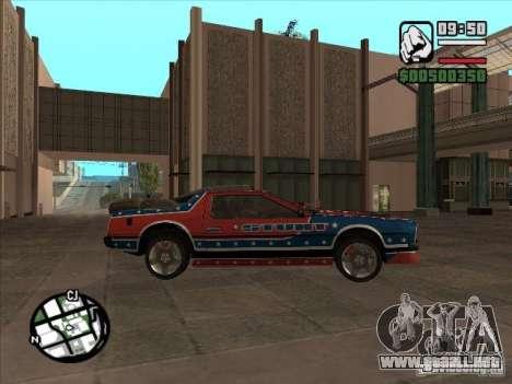Coches de Flatout 2 para la visión correcta GTA San Andreas