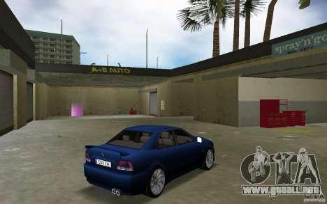 Mitsubishi Galant para GTA Vice City visión correcta