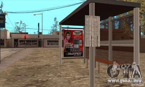 BUSmod para GTA San Andreas séptima pantalla