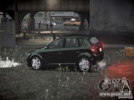 Kia Ceed para GTA 4 left