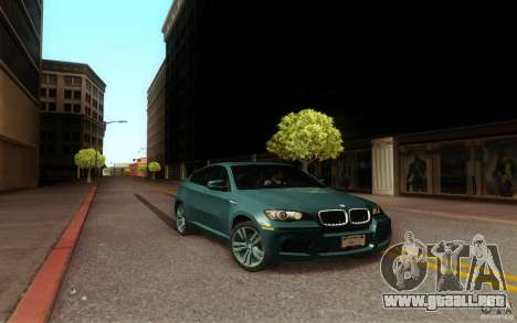 New Graphic by musha v3.0 para GTA San Andreas quinta pantalla