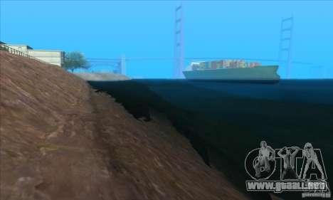 ENBSeries 0.075 para GTA San Andreas