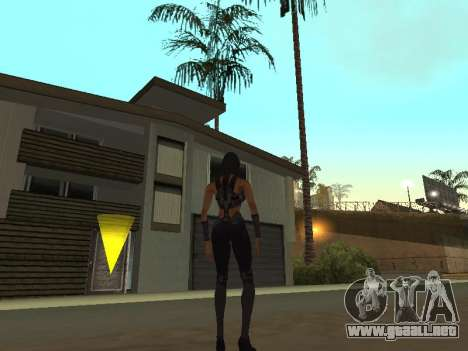 Archlight Deadpool The Game para GTA San Andreas tercera pantalla