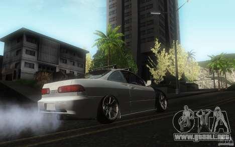 Honda Integra JDM para la visión correcta GTA San Andreas