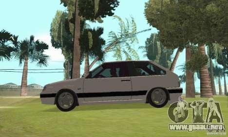 VAZ 2113 LSP Tuning para la visión correcta GTA San Andreas
