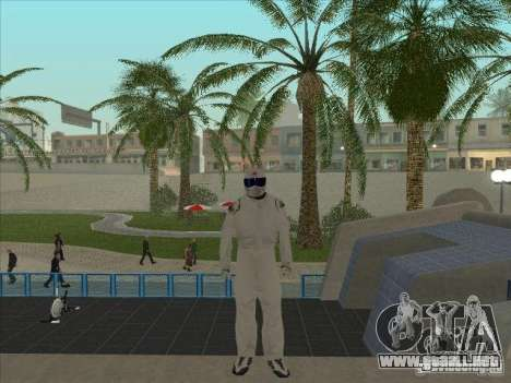 Stig para GTA San Andreas sucesivamente de pantalla