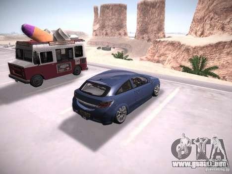 LiberrtySun Graphics ENB v3.0 para GTA San Andreas tercera pantalla