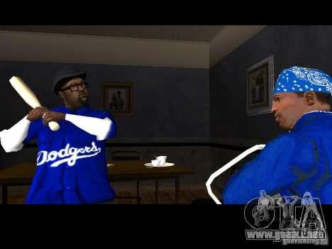 Piru Street Crips para GTA San Andreas sexta pantalla