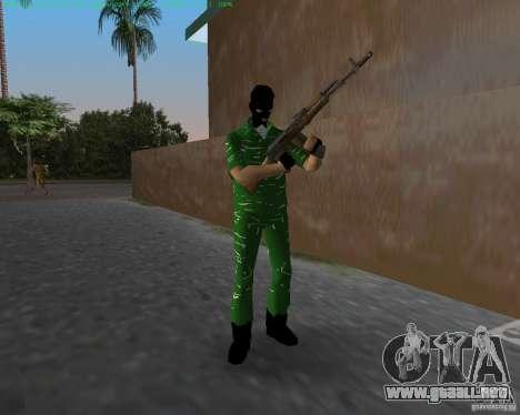 AK-74 para GTA Vice City segunda pantalla