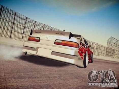 Nissan Silvia S13 Daijiro Yoshihara para la visión correcta GTA San Andreas