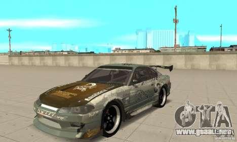 Nissan Silvia S15 [F&F3] para GTA San Andreas