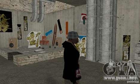 1 Sudadera con capucha para GTA San Andreas segunda pantalla