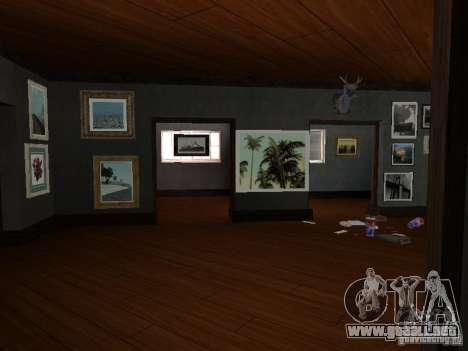 GTA Museum para GTA San Andreas décimo de pantalla